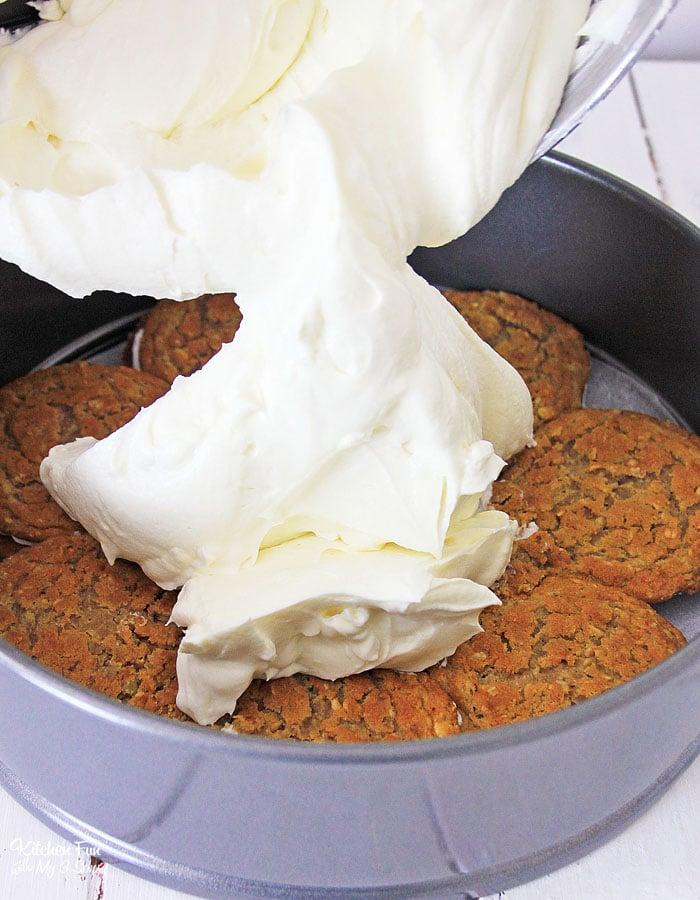 How To Make Oatmeal Cream Pie Cheesecake