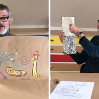Author Mo Willems Teaches Online Art Classes