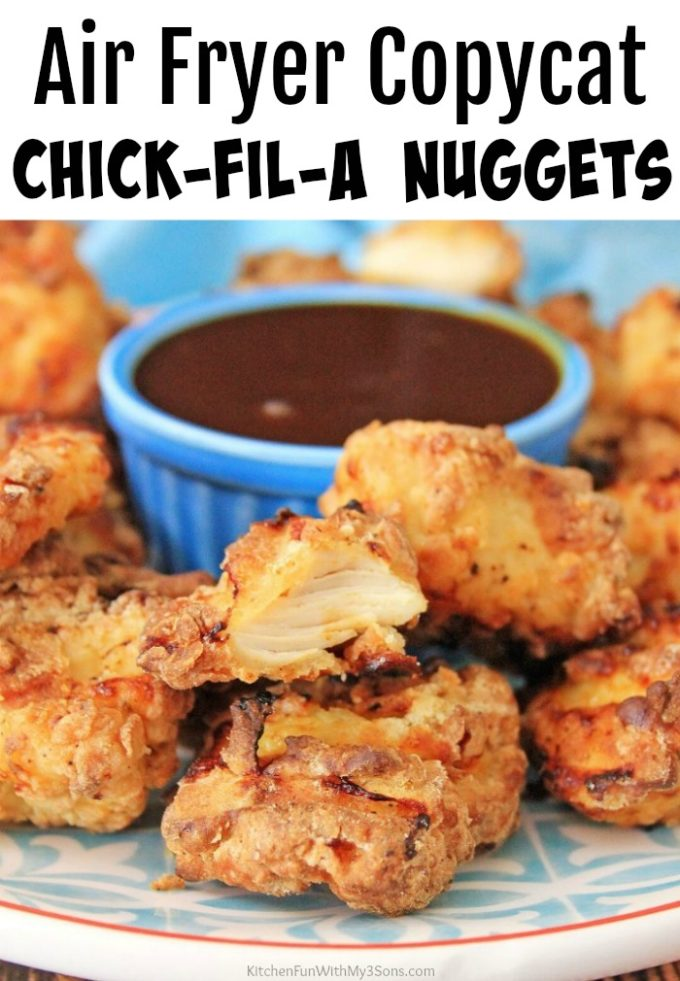Air Fryer Chick-Fil-A Nuggets