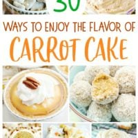 30 of the BEST Carrot Cake Desserts