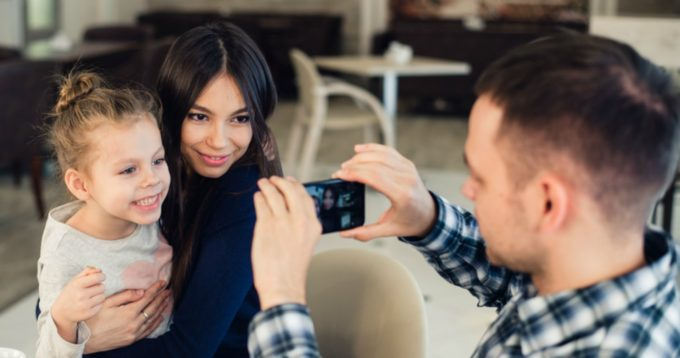 For The Dads - The Reason You Should Take More Pictures of Mom and Her Kids
