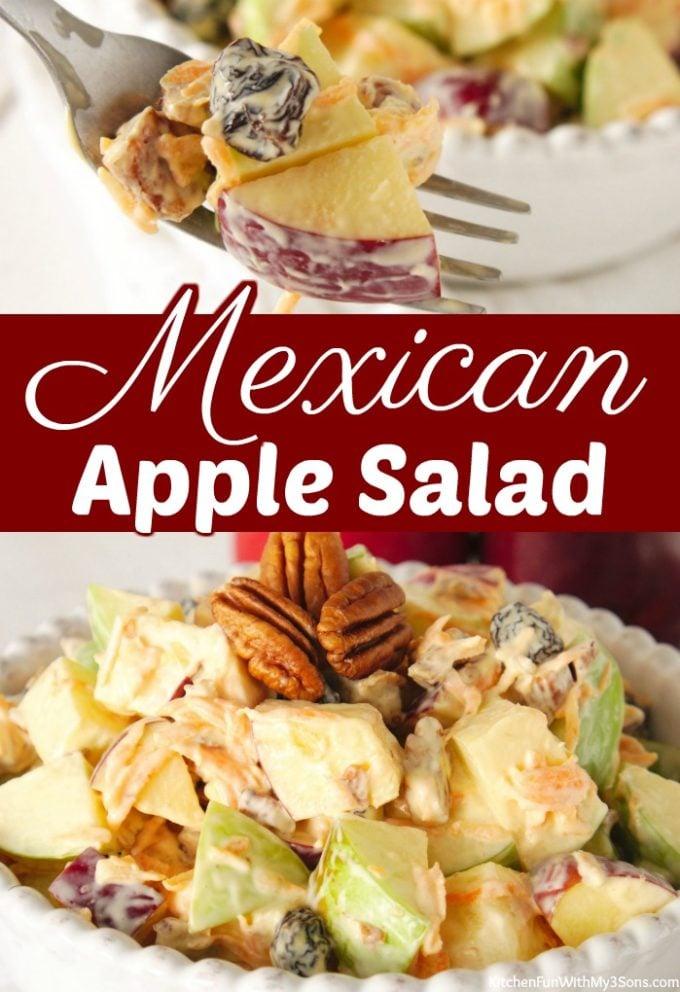 Mexican Apple Salad