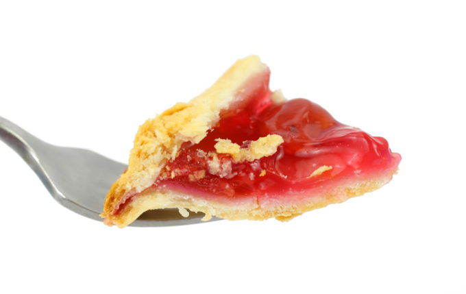Cherry Pie Bite