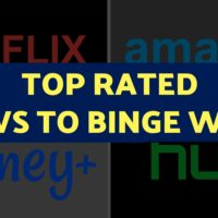 Top Rated Shows to Binge Watch