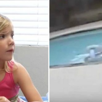 Girl Saves Drowning Mother