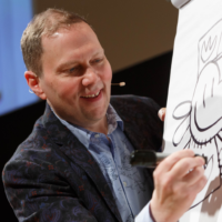 Captain Underpants Author Giving Free Art Lessons