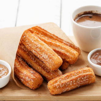 Churros are such a yummy dessert snack. If you've ever been to Disney and experienced their famous Churros, you are going to love learning how to make them right at home!