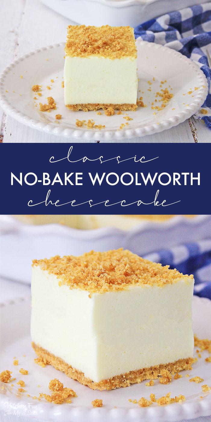 Woolworth Cheesecake