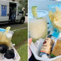 Adult Ice Cream Truck Delivers Frozen Cocktails