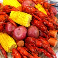 Cajun Instant Pot Crawfish Boil