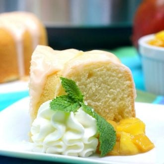 Instant Pot Mango Cake Recipe