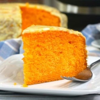Instant Pot Orange Cake Recipe