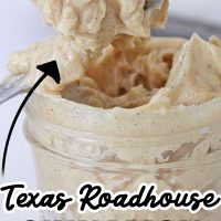 Texas Roadhouse Cinnamon Butter