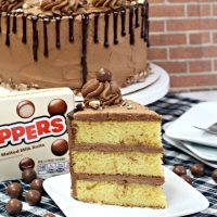 Whopper Cake - Malted Milk Ball Cake