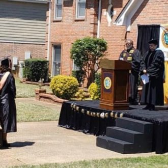 Father gives Daughter Graduation