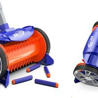Get a Nerf Dart Vacuum to Clean Up Faster