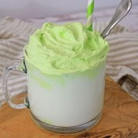 Easy Whipped Matcha Drink