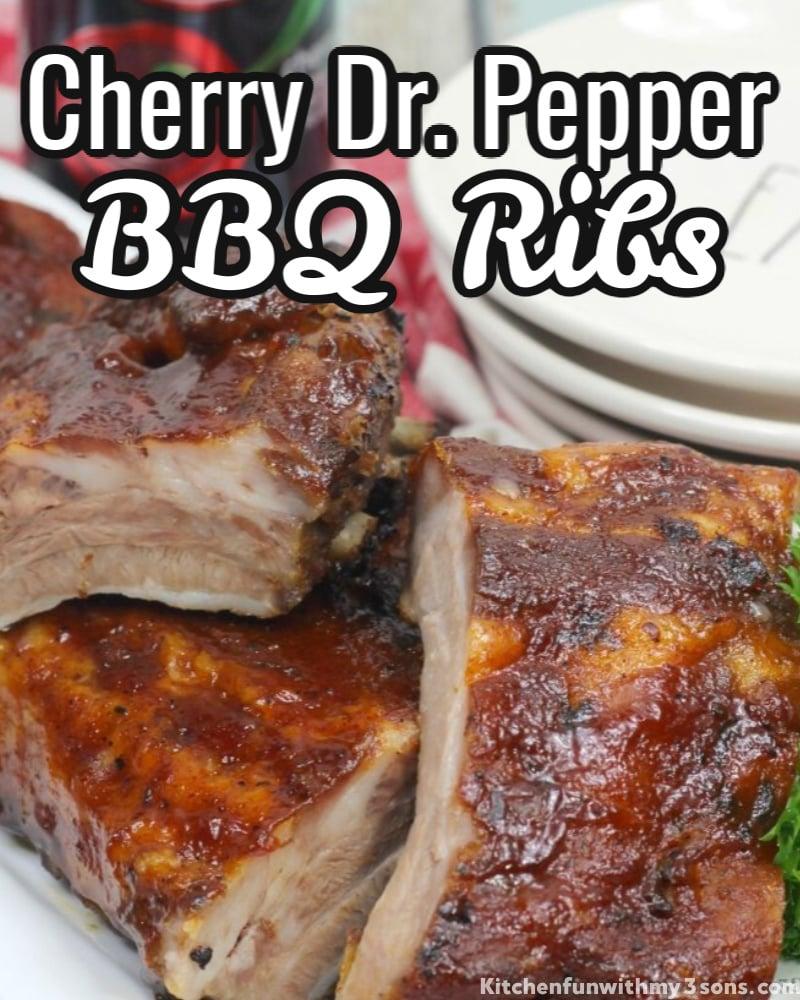 dr pepper bbq ribs