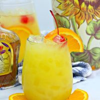 Black Eyed Susan Drink