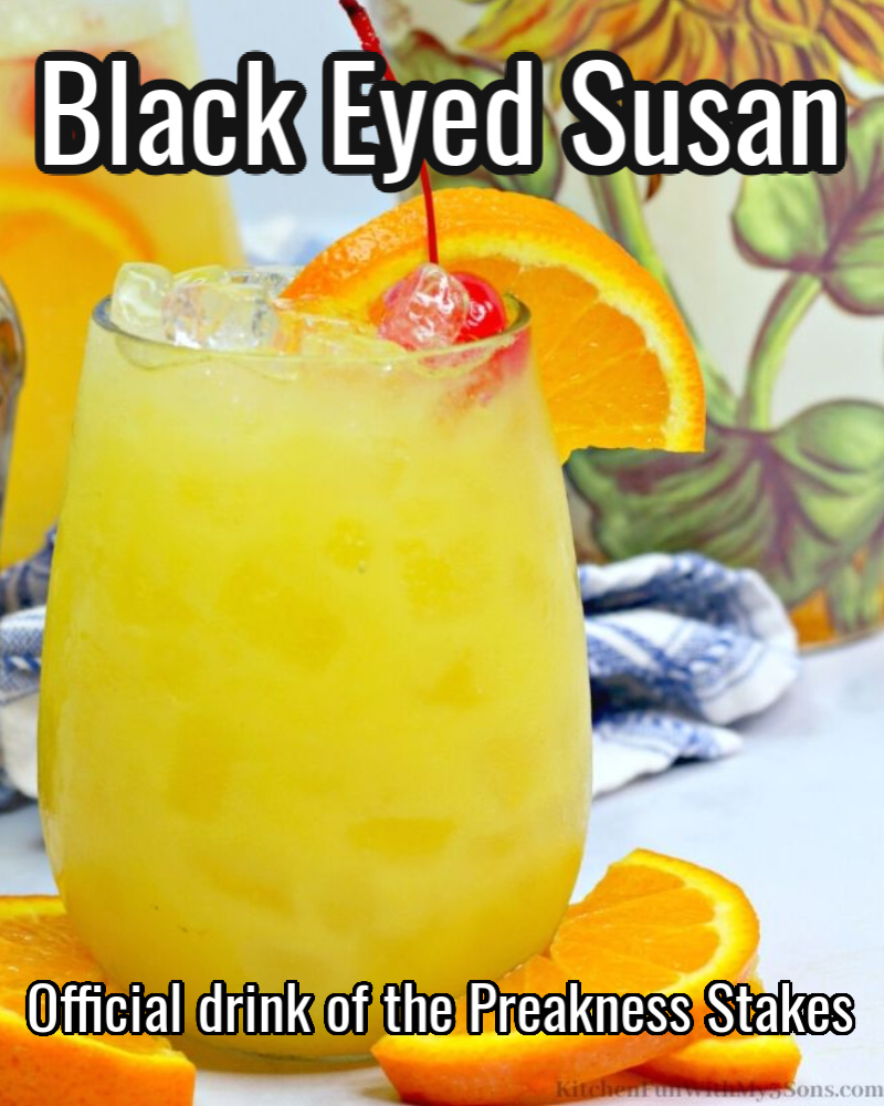 black eyed susan drink
