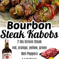 Bourbon Steak Kabobs