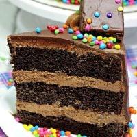 Chocolate Cosmic Cake