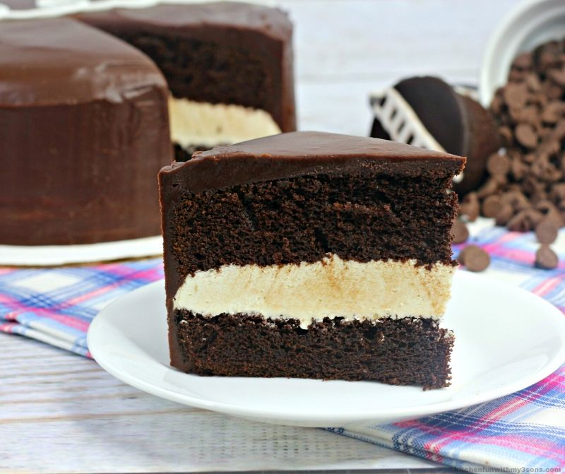 Copycat Ding Dong Cake Recipe