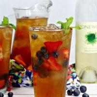 Sweet Tea Sangria Recipe