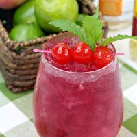 tipsy texan cocktail
