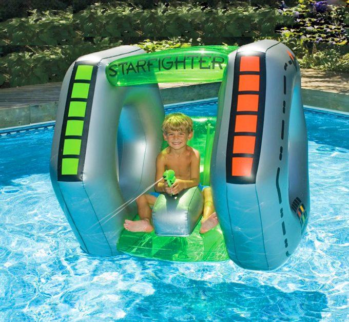 Starfighter Squirter Float
