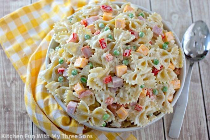 Bowtie Pasta Salad Recipe