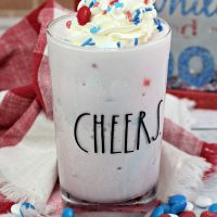 M&M Boozy Milkshake Recipe