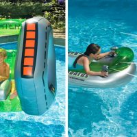 You Definitely Need These Squirt Gun Pool Floats This Summer