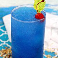Tsunami Drink Cocktail