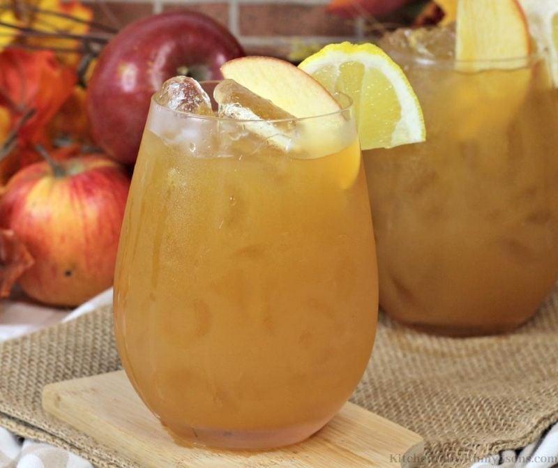 Best Apple Whiskey Sour Recipe