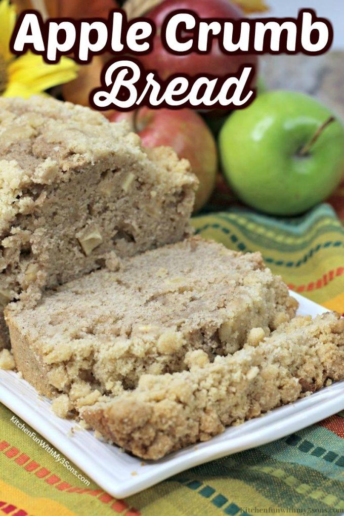 Apple Crumb Bread