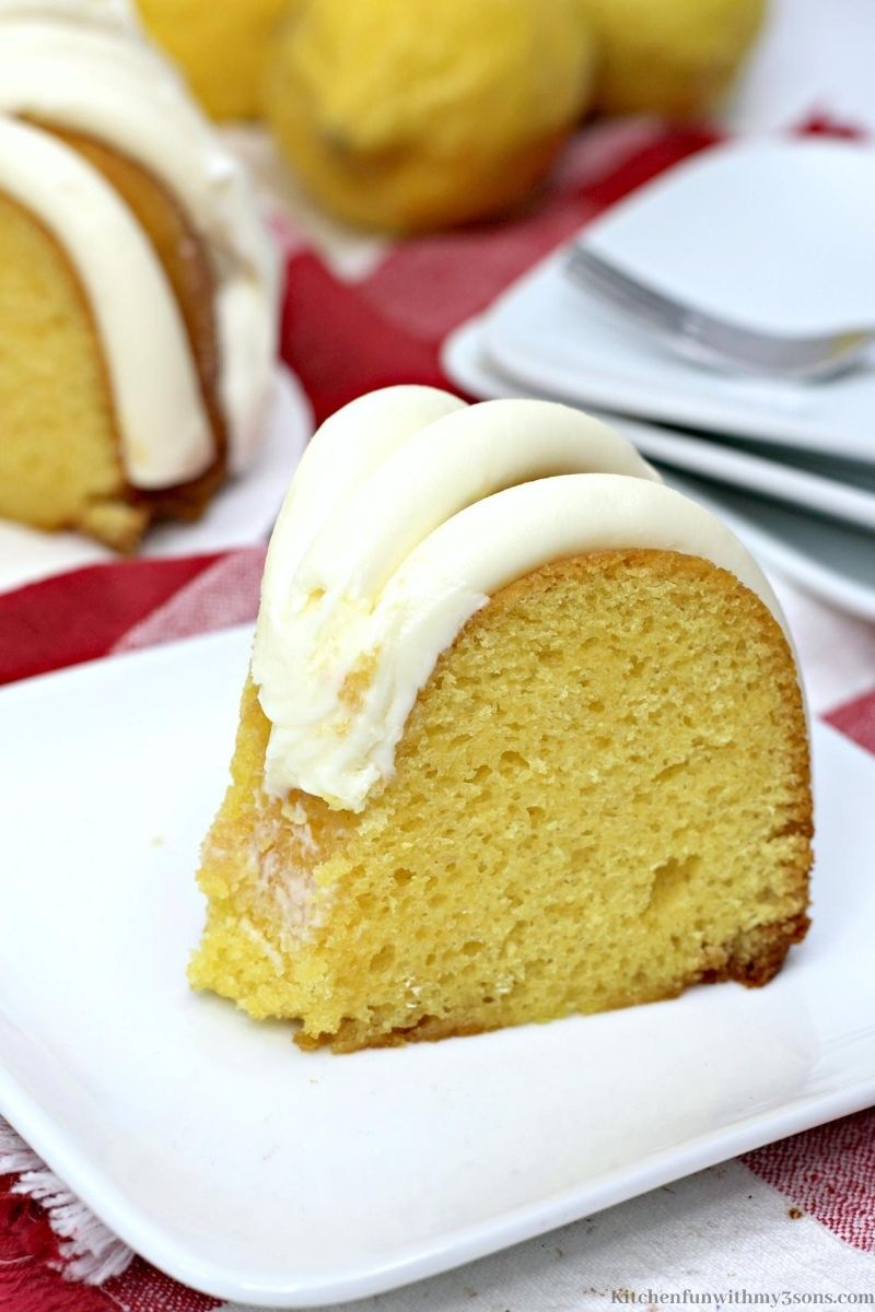 Copycat Nothing But Bundt Lemon Bundt Cake