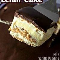Easy No-Bake Eclair Cake