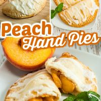 Peach Hand Pie recipe