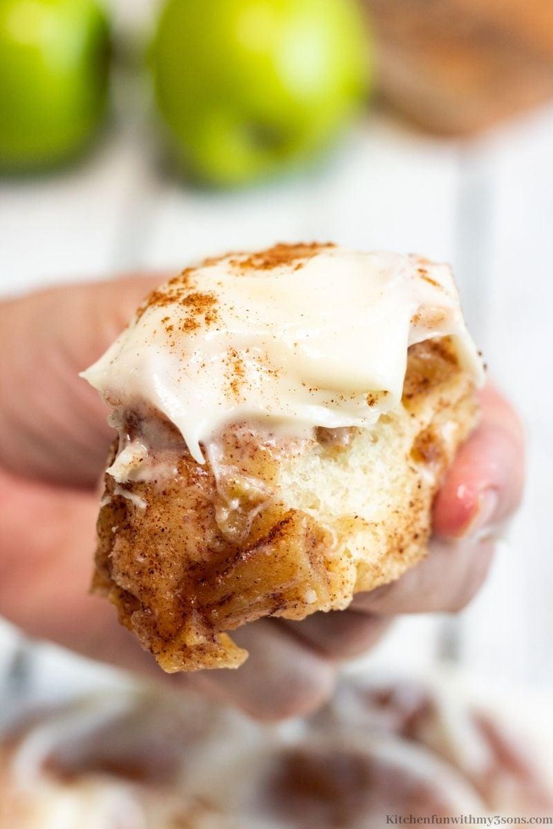 Apple Cinnamon BunsRecipe