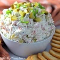Dill Pickle Dip Recipe