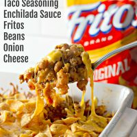 Easy Frito Pie