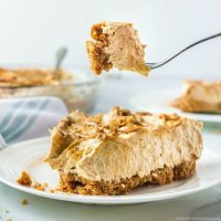 Creamy Peanut Butter Pie Recipe