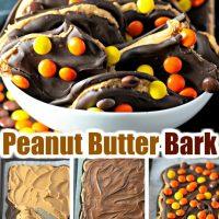 Reese's Peanut Butter Bark
