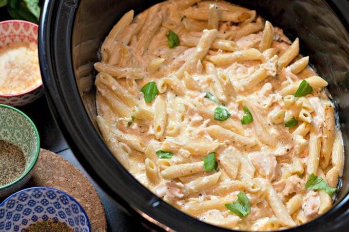 Olive Garden Chicken Pasta