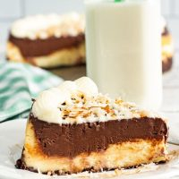 Mounds Cheesecake (Instant Pot)