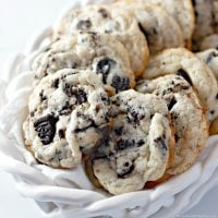 Oreo Cheesecake Cookies (5-ingredients)