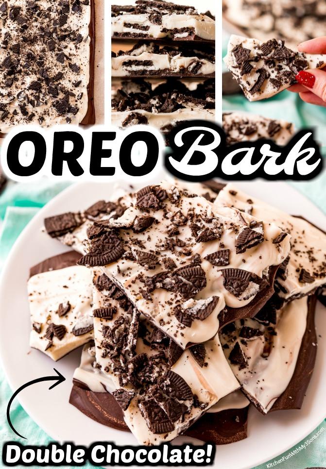 Easy OREO Bark