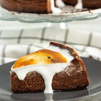 Instant Pot Hot Chocolate Cheesecake