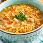 Instant Pot Bean Soup